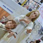 Завершился «XIV Международный Осенний Салон Авторских Кукол» в Москве.