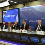 В Москве представили книгу о перспективах развития Евразийского континента