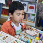 Стань благотворителем: «Подари ребенку книгу!»