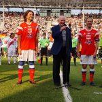 «Арт-футбол» и Чемпионат мира по футболу среди артистов 2019 стартовал в Москве