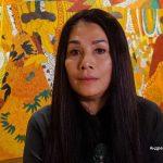 Показ коллекций знаменитого вьетнамского дизайнера Данг Тхи Минь Хань