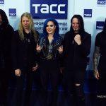 Шведская группа Arch Enemy с концертами в России