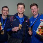 Мужская сборная России второй год подряд выиграла Лигу Наций
