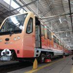 В московском метро запустили тематический поезд, посвященный столичной промышленности