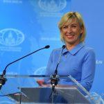 Брифинг официального представителя МИД России М.В.Захаровой, Москва, 1 августа 2019 года