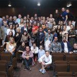 Ирина Апексимова объявила планы Театра на Таганке на 56-ой сезон.
