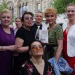 Мемориальная доска в память об актере и режиссере Алексее Баталове появится в Москве