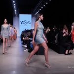 YASYA MINOCHKINA на Merсedes-Benz Fashion Week Russia