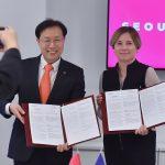 Меморандум о взаимопонимании c Сеульской туристической организацией подписали в Москве