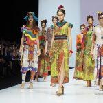 Финалисты «Русского Силуэта» на подиуме Moscow Fashion Week