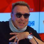 Творческая встреча с рок-музыкантом Гариком Сукачевым, приуроченная к его 60-летнему юбилею