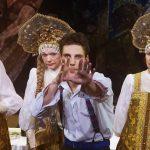 «Баба Шанель»от «Коляда-Театра» снова в Москве
