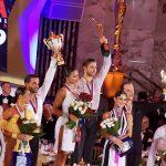 Кубок мира 2019: выступление профессионалов высочайшего класса