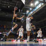 Баскетбольные «Химки» одержали победу над греческим «Панатинаикосом»