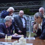 Шахматный турнир среди ветеранов силовых структур