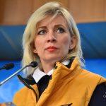 Брифинг официального представителя МИД России М.В.Захаровой, Москва, 26 декабря 2019 года