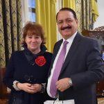 Встреча с Послом Сирийской Арабской Республики в Москве Риадом Хаддадом