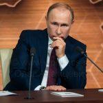 15-я большая пресс-конференция президента России Владимира Путина