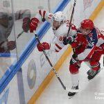 Третья подряд победа ЦСКА над «Витязем»