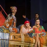 В Театре Романа Виктюка на Стромынке, 6, премьера – «ТАНГО»