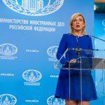 Брифинг официального представителя МИД России М.В.Захаровой, Москва, 12 февраля 2020 года