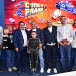 «Супер ралли»: презентация первого российского анимационного сериала о гонках