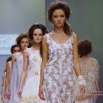 Показ Светланы Евстигнеевой на Неделе моды в Москве — коллекция весна-лето 2015