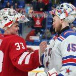 СКА побеждает в пятом по продолжительности матче в истории КХЛ