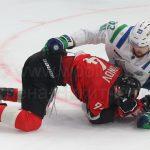 Дубль Семёнова приносит «Авангарду» волевую победу