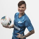Футболистка «Зенита» Людмила Шадрина рассказала о своей карьере
