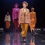 Made In France объединённый показ французких брендов одежды на подиуме выставки CPM Collection Premere Moscow.  Сезон осень/зима 2020