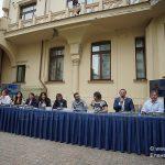 В «Башмет-центре» состоялась пресс-конференция VI Международного музыкального фестиваля П. И. Чайковского