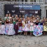 Мода и кино в одном проекте CINEMA FASHION