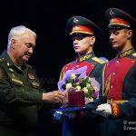 Сбор коллектива перед началом 91-го театрального сезона в Театре Армии
