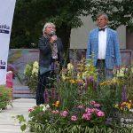 В столице открылся фестиваль «Сады и люди»