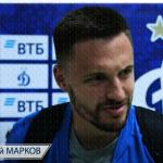 Нападающий Марков покинет московское «Динамо»