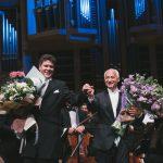 Владимир Спиваков, Денис Мацуев и Иван Бессонов откроют XVIII концертный сезон Дома музыки
