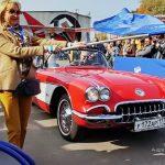 Ралли классических автомобилей «Ингосстрах Exclusive Classic Day».
