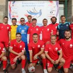 Команда «Москомспорт» одержала победу на благотворительном футбольном турнире «Кубок Добра»