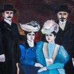 Государственный музей Востока представляет выставку  «Рубен Апресян. От фигуратива к абстракции»