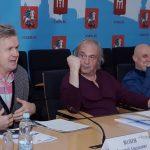 28 октября состоялась пресс-конференция «О проведении футбольно-музыкального фестиваля «Арт-футбол 2020»