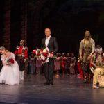 Московскому областному государственному театру «Русский балет» присвоено звание «Академический»