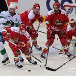 «Куньлунь Ред Стар» добился первой полноценной победы в КХЛ