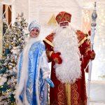 Дед Мороз начал праздничное путешествие по России