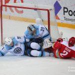 Три очка Пуустинена помогают «Сибири» победить в Мытищах