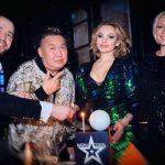 Светлана Бондарчук, Аврора, Дарья Субботина на дне рождения Маши Цигаль
