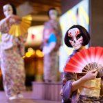 Мега подарила ощущение японской весны