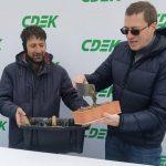 В СПБ началось строительство нового склада СДЭК
