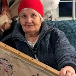 «Девушка из 1938 года: Вышивка длиною в жизнь» 18+