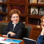 Евразийский женский форум состоится в Санкт-Петербурге с 13 по 15 октября этого года. 18+